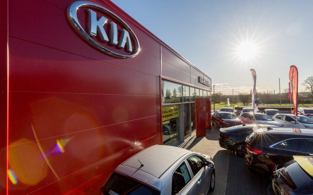 Bell's Motor Group Brings Kia to Bedford
