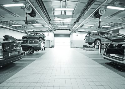 Volvo Workshop