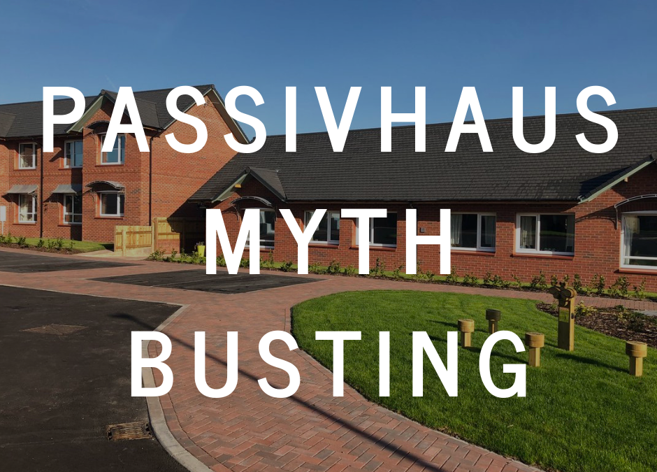 6 Common Passivhaus Myths