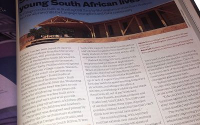 RIBA Journal has featured our Assistant!
