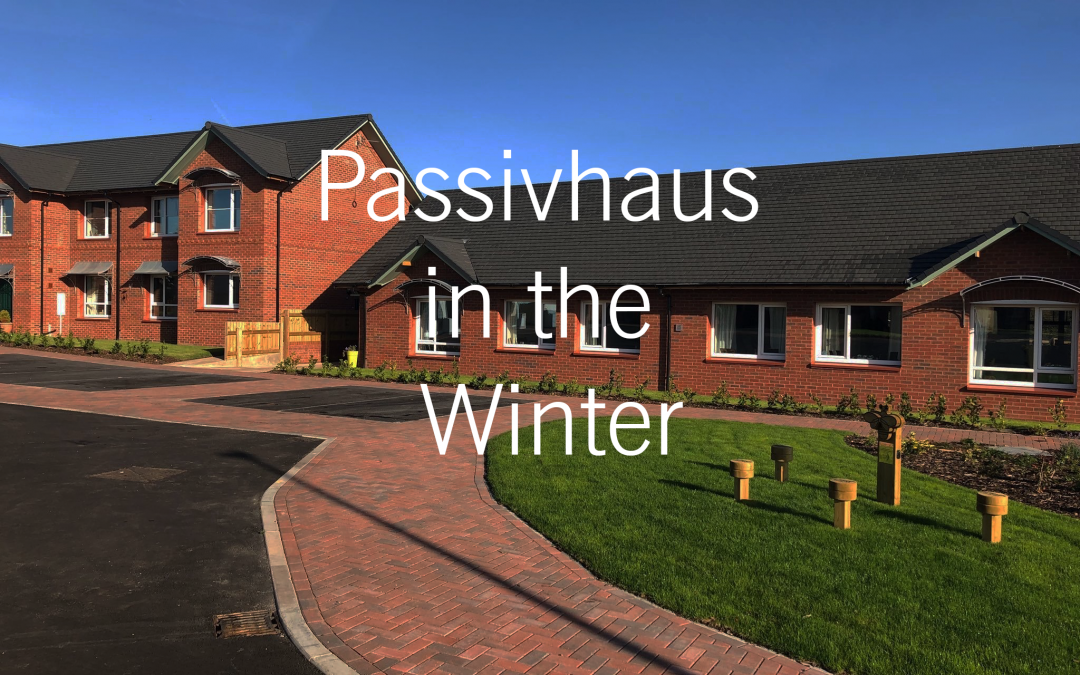 Passivhaus in the Winter